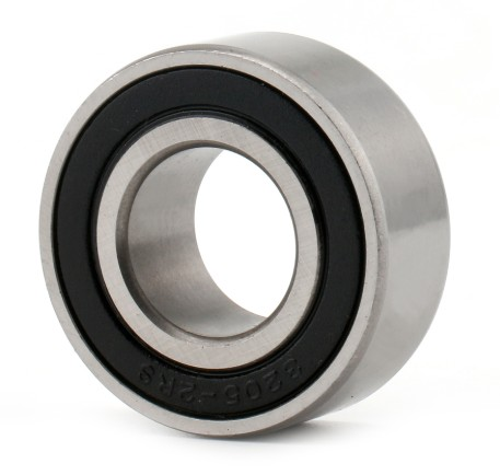 SKF 6008 2ZNRJEM  Single Row Ball Bearings