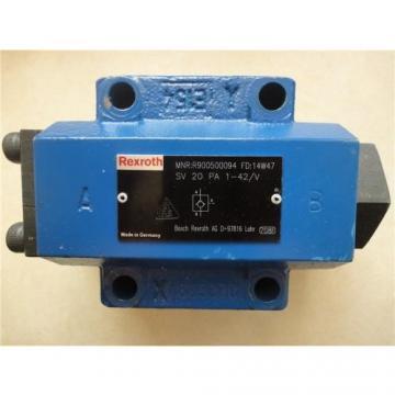 REXROTH MG 30 G1X/V R900422153 Throttle valves